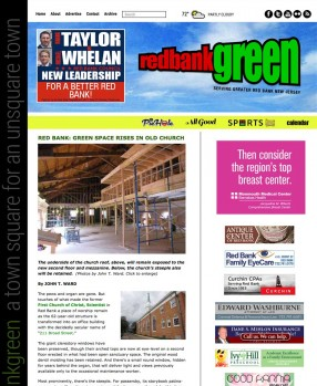 Red Bank Green